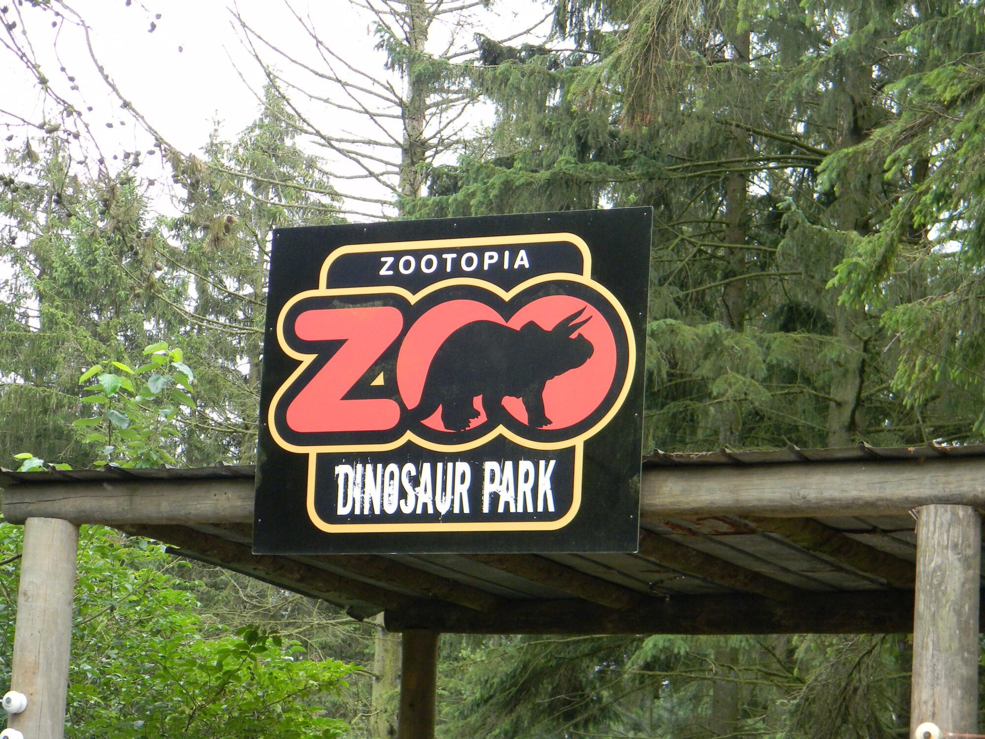 Givskud Zoo dinosaur Park