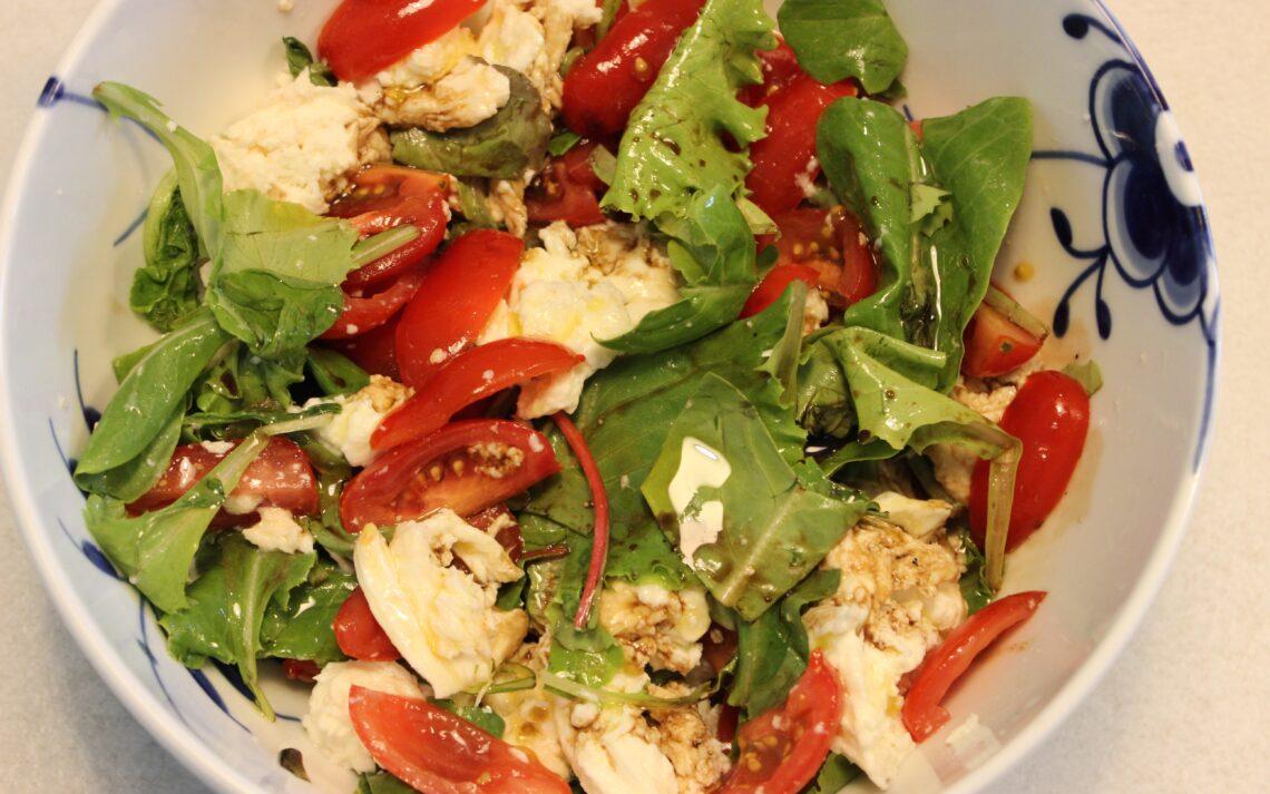 Mozzrella salat