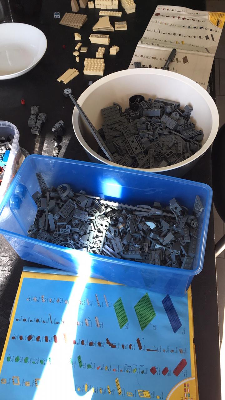 Lego projekt