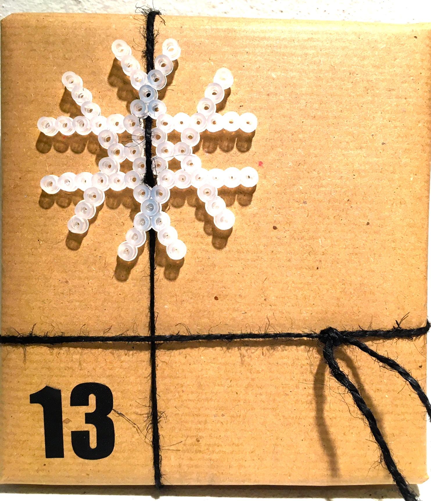 Juletræspakkekalendergave nr. 13