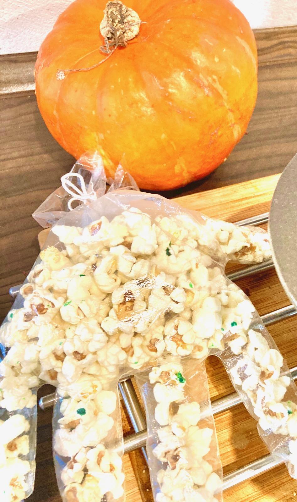 Mugne halloween popcorn
