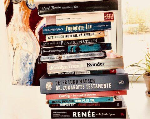 Vild med bøger - verdens bogdag